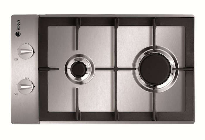 Fagor Metro Suite 12 Inch Gas Cooktop Compact Appliances Apartment Sized  Stove