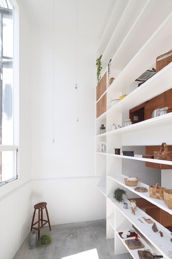 Scandinavian Japanese Interior Design Colors Living Above