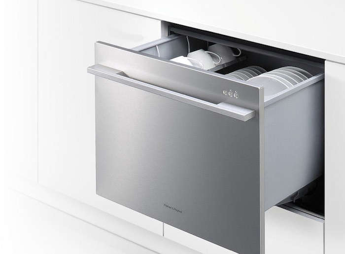 Incroyable Fisher Paykel Tall Series Semi Integrated Single Dishwasher Compact  Appliances