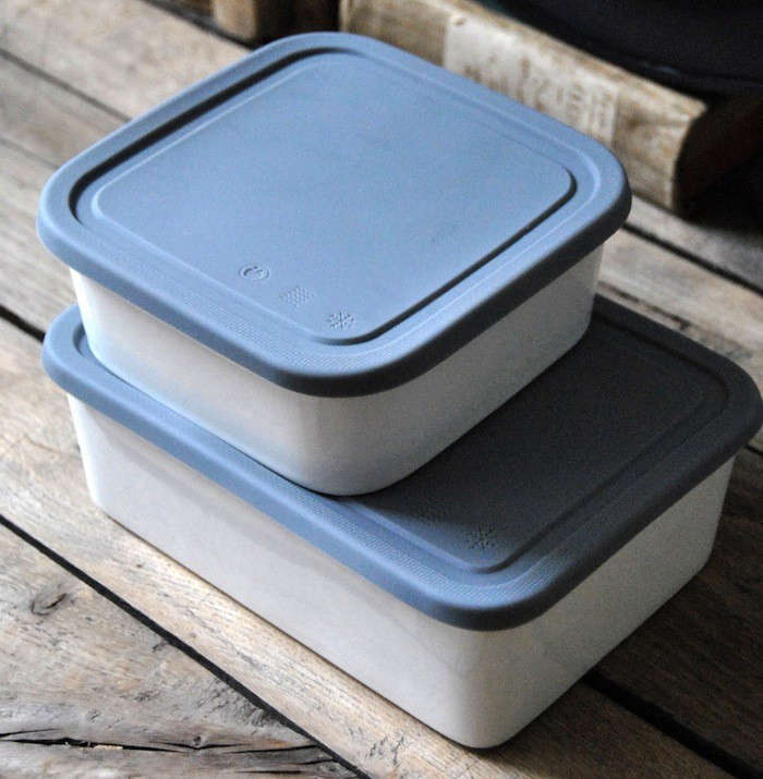 Attrayant Above: From France, The Boí®te En Porcelaine, A Porcelain Box With Silicone  Lid, Is Available In The Small Size For U20ac10 And The Large For U20ac14 From  Bazar And ...