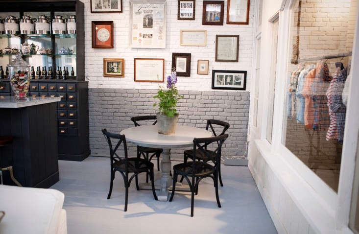 The Frank Amp Eileen Showroom An Ode To Ireland In La
