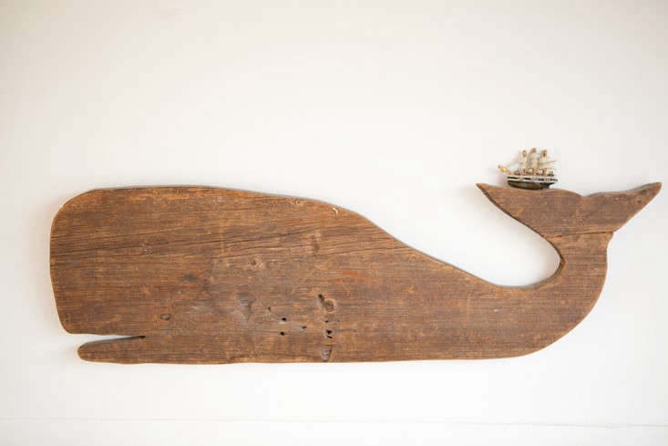 Every boat needs a whale; this one came from Gabe&#8