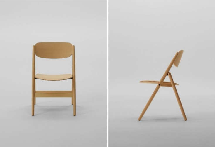 Above Designed By Naoto Fukasawa The Folding Chair Is 945 Cad 829 Usd From  Mjlk Part 74