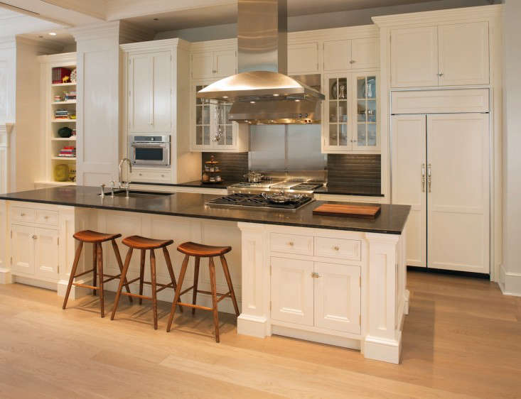 Steal This Look: GE Monogram Appliances in the Kitchen