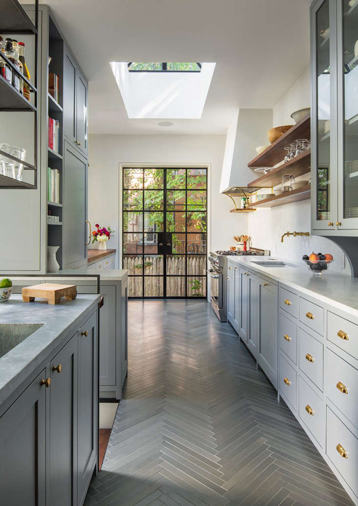 The Architect Is In A Brooklyn Brownstone Transformed With Respect Awesome Brooklyn Kitchen Design