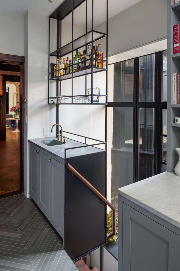 The Architect Is In A Brooklyn Brownstone Transformed