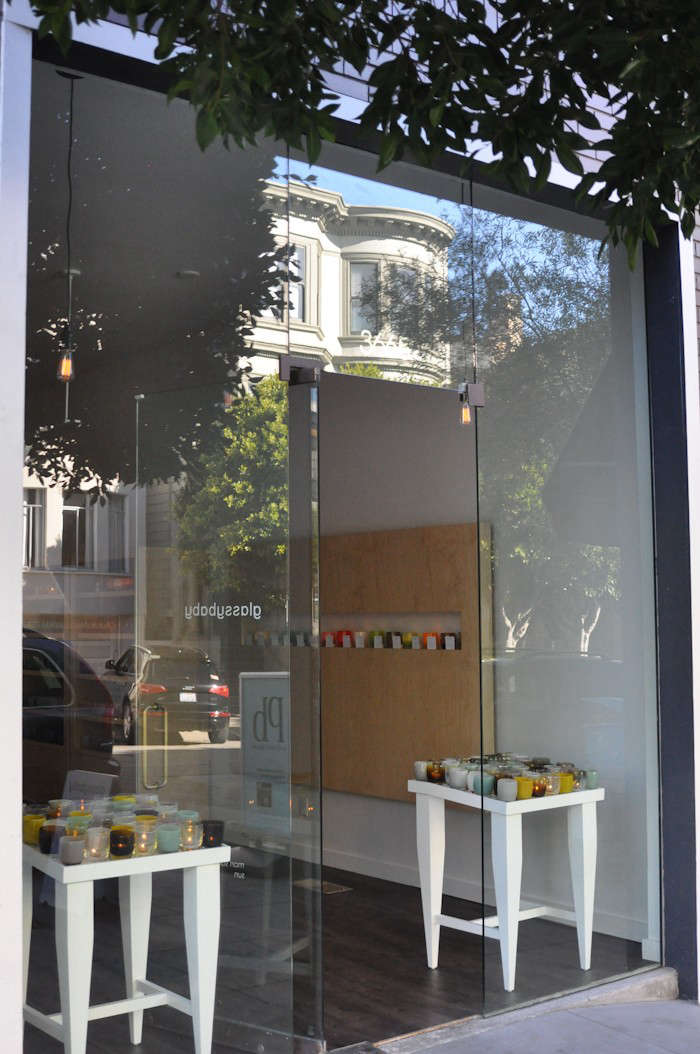 Candles For A Cause Glassybaby Opens In Sf Remodelista