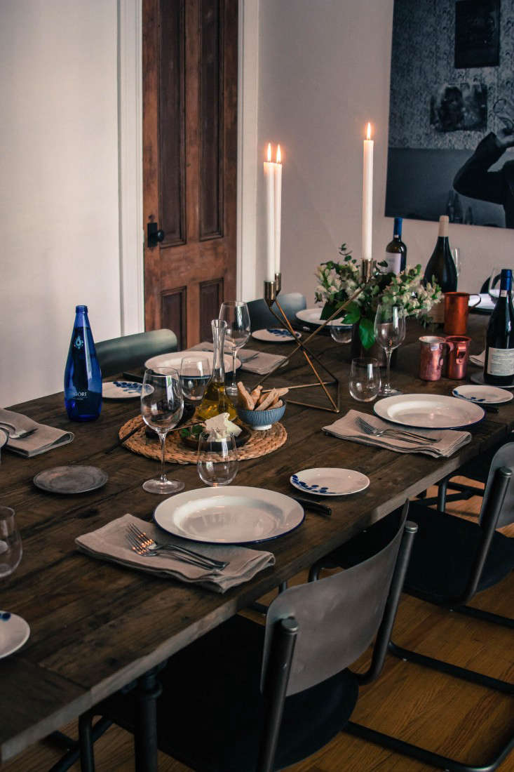 Going To The Greek: A DIY Dinner Party In San Francisco