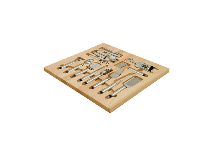 Häfeleu0027s Wood Drawer Organizers Come Outfitted With Corresponding Tools.  Sets Range From The Small U201c