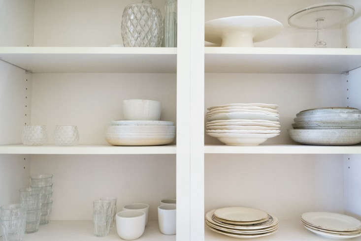 Tuck prized ceramics safely away. Photograph by Heidi Swanson, fromSecrets from the Swanson Kitchen, SF Edition.