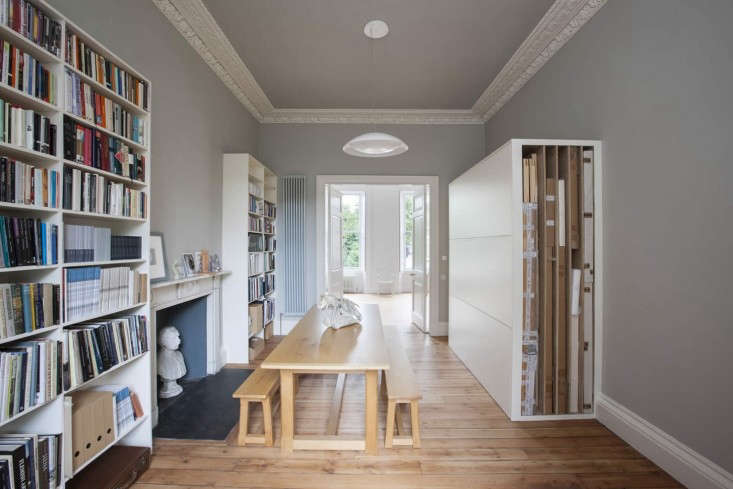 House Call A Georgian Townhouse In Edinburgh Remodeled For An Artist Remodelista