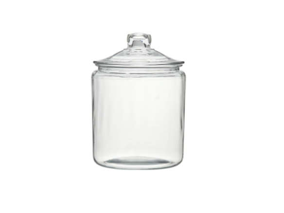 Heritage Hill 128 Oz Glass Jar