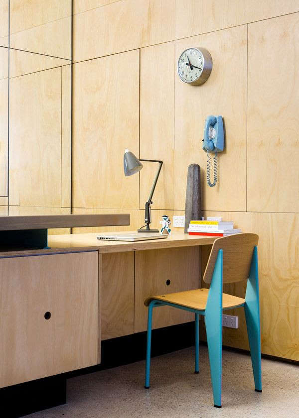 remodeling 101: lighting your home office - remodelista