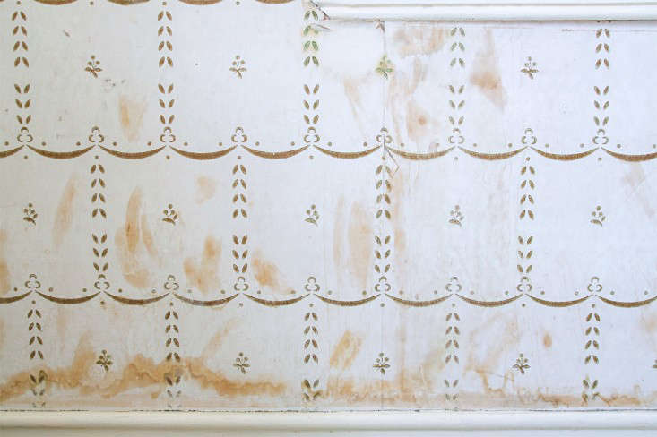 Domestic Science How To Remove Water Stains From Wallpaper Remodelista