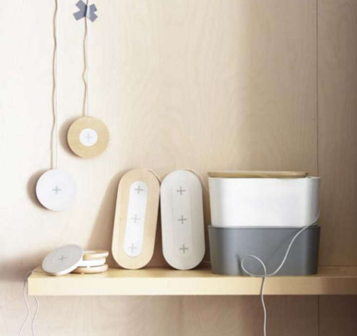 Power To The People Ikea S New Phone Charging Furniture