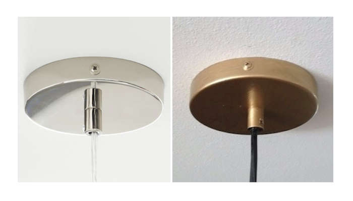 pendant lighting kits. contemporary pendant conversion kit u2013 polished nickel to pendant lighting kits