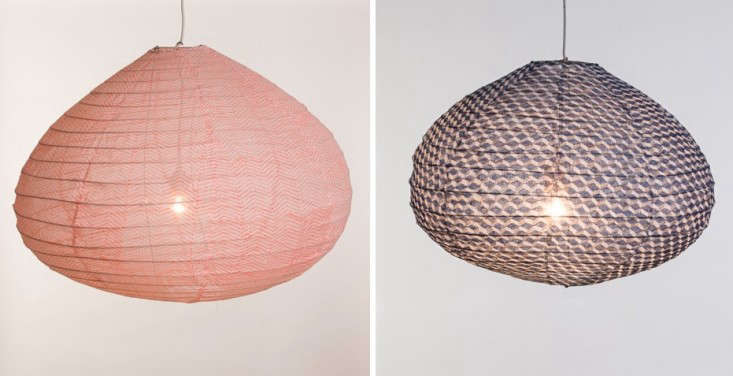 Global Spin A Charming New Take On The Paper Lantern