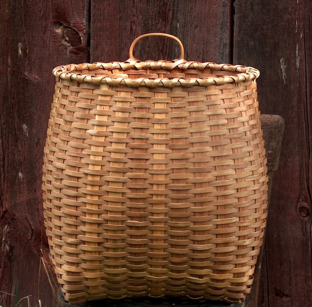Object Lessons: The Enduring Adirondack Day Pack Basket