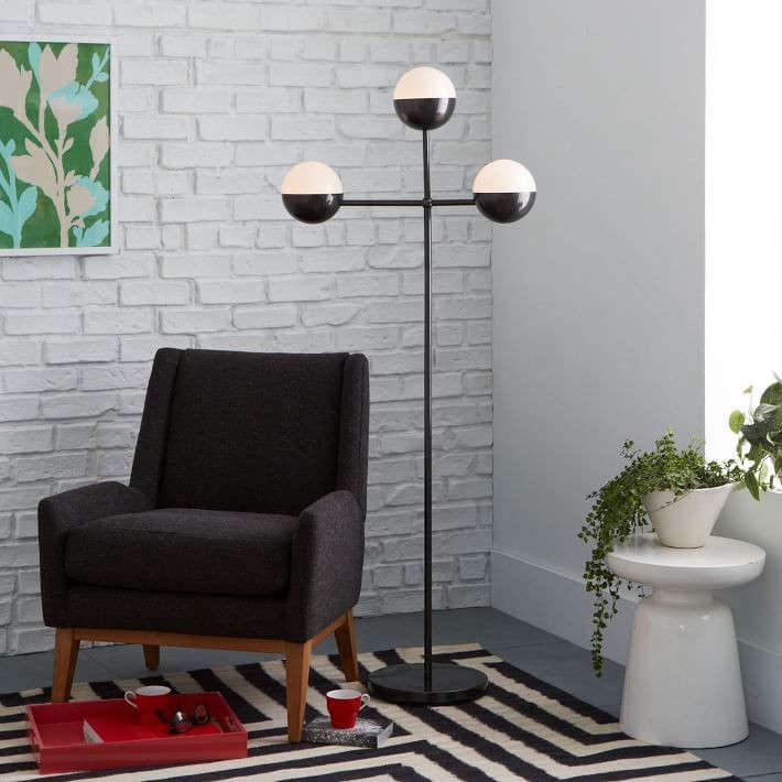 Kate Spade Saay Globe Floor Lamp