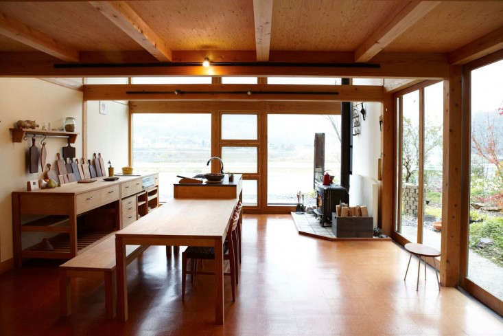 built to last: joinery kitchenskitobito of japan - remodelista