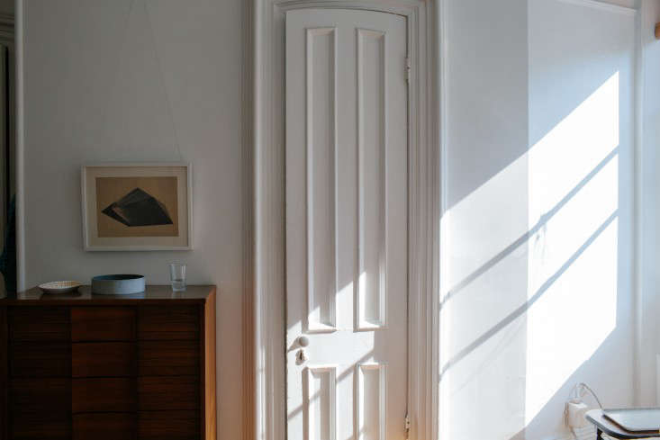 Photograph Of Interior Door Casings From Designer Lena Corwin At Home In Fort Greene