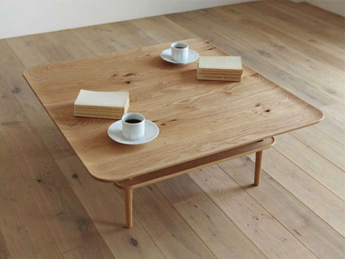 Small space solution live work furniture from hirashima in japan remodelista - Dining table small space solutions concept ...