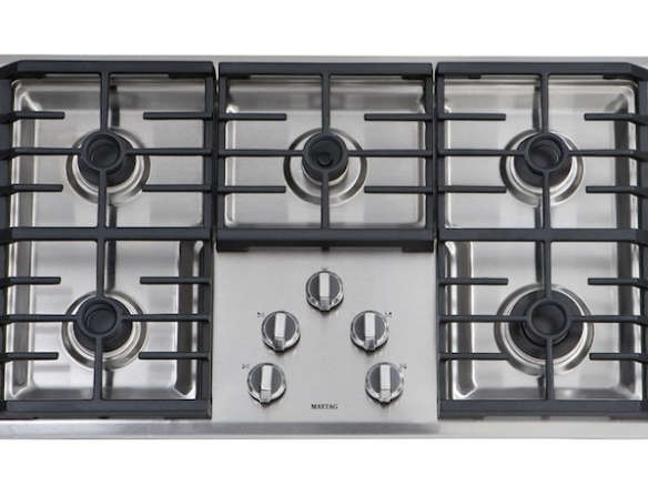 Maytag Mgc7536ws 36 In Gas Cooktop