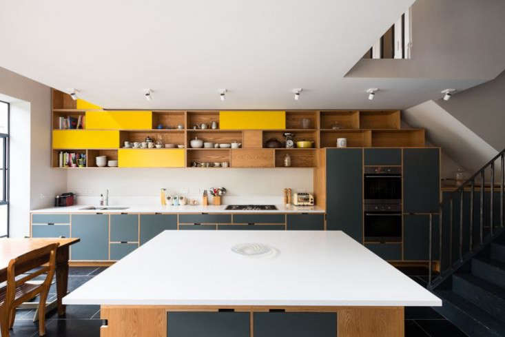 The Bespoke Cabinets, Including The Colossal Island, Are The Work Of  Uncommon Projects,