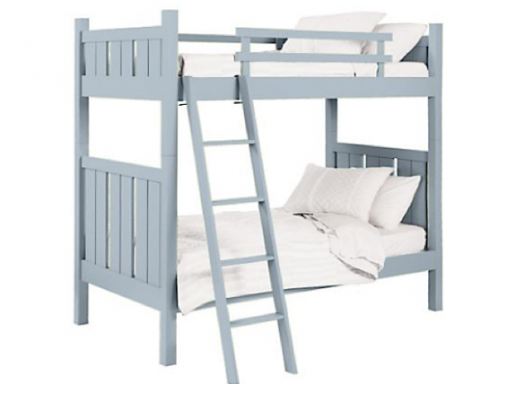 Maine Cottage Shutter Bunk Bed 584x438 Png