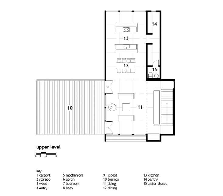 Maine Modern A Minimalist Shingled House Thrifty New