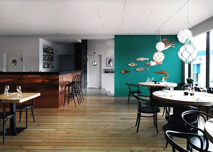 The Fish Can Sing A New Restaurant In Reykjavik Remodelista