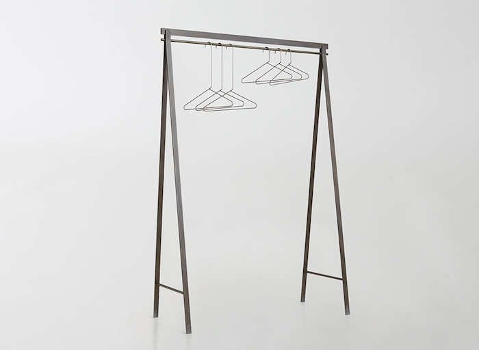 as a counterpart to last weeku0027s post on wooden clothing racks hereu0027s our selection of industrial sets at a spectrum of price points