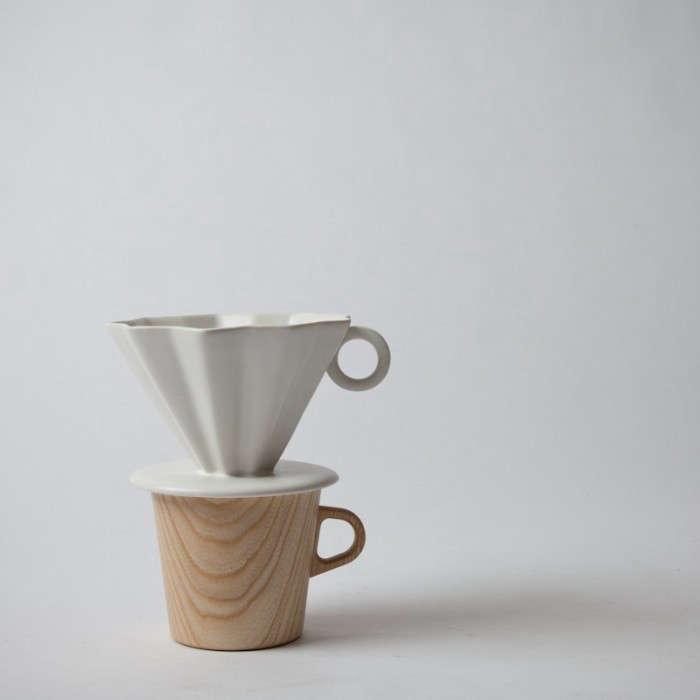 Pour Over Coffee Maker Handmade : Handmade Ceramic Coffee Dripper - reversadermcream.com