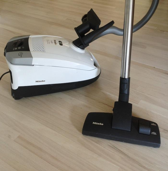 Why I Love My Miele Vacuum - Remodelista