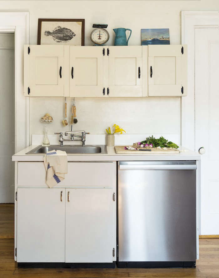 Rehab Diary: A Mini Kitchen Makeover, Miele Included
