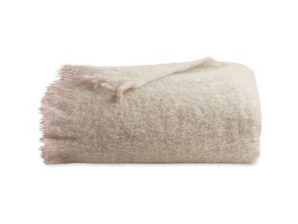 Mohair Blanket In Barnowl Unique Mohair Throw Blankets