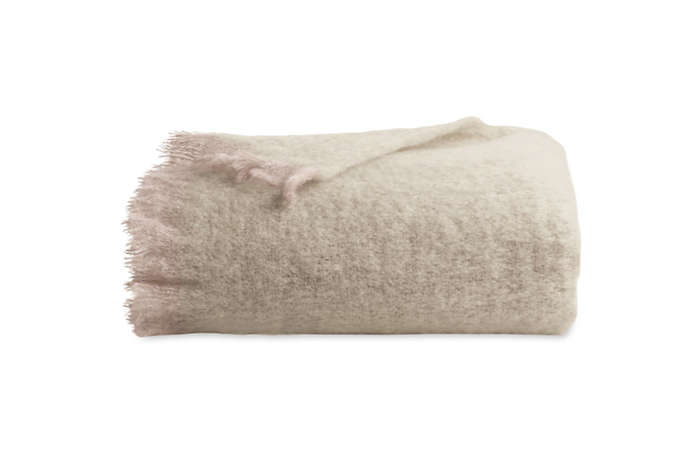 Happiness Is A Warm Blanket 40 Woolly Throws For Winter Remodelista Unique Angora Throw Blanket