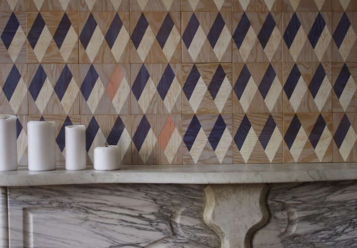 DIY Walls: Tiles For Commitment Phobes