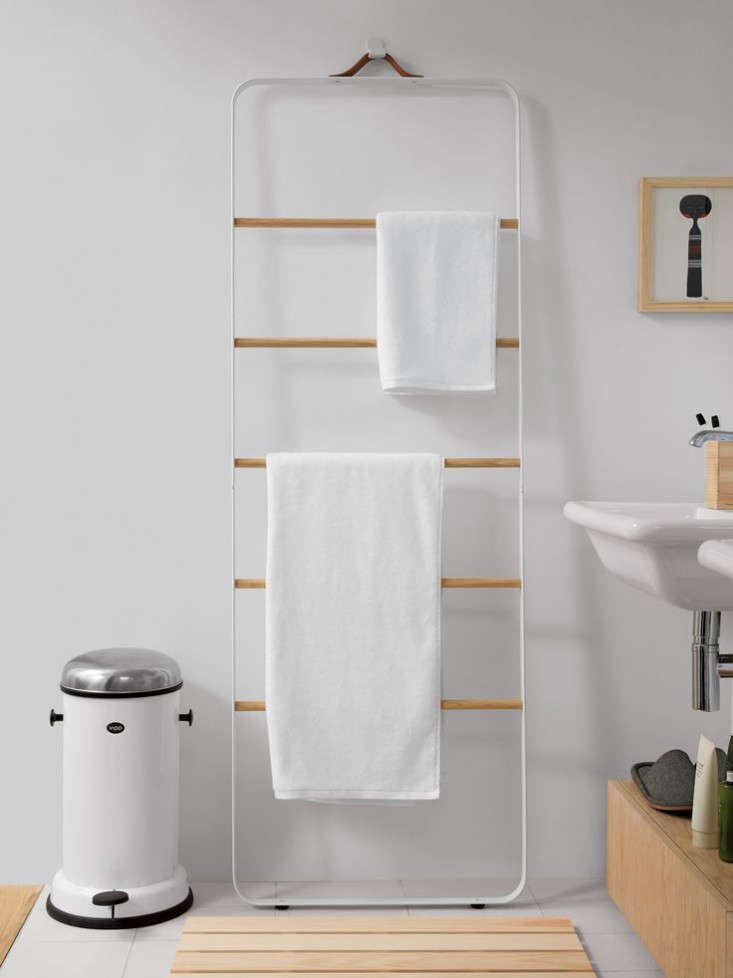 Superieur New Bath Hardware From Norm Architects: The Towel Ladder And More