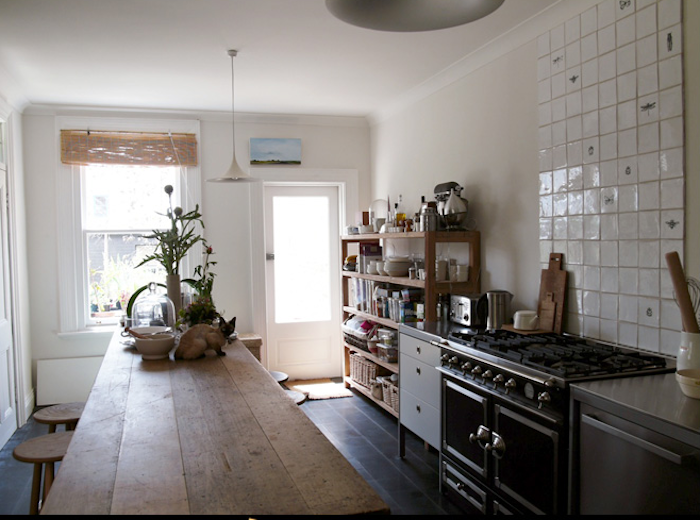 Tailor-Made: A Victorian Remodel in Melbourne - Remodelista on victorian kitchen decorating ideas, farm kitchen ideas, victorian kitchen appliances,