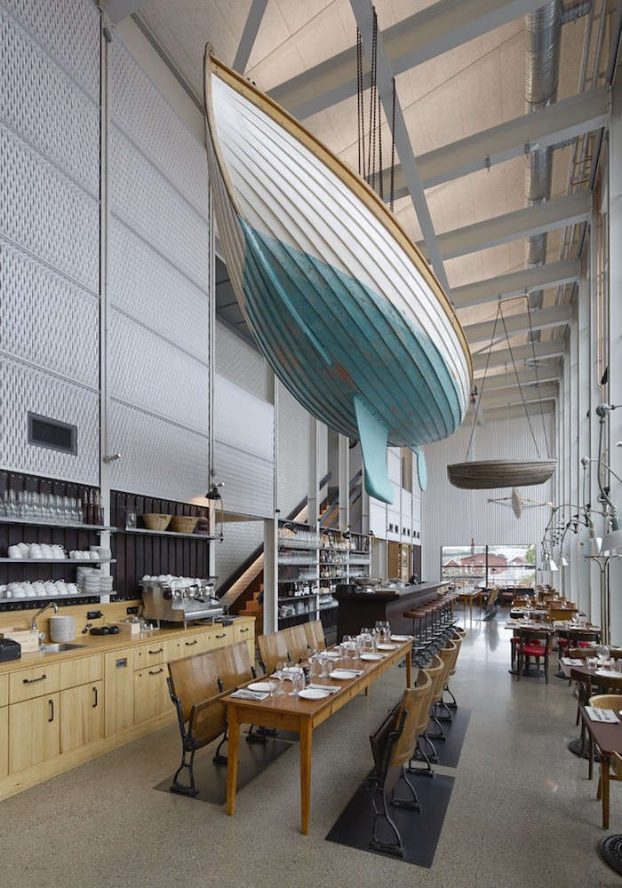 Oaxen Krog Slip A MarineInspired Restaurant in Stockholm