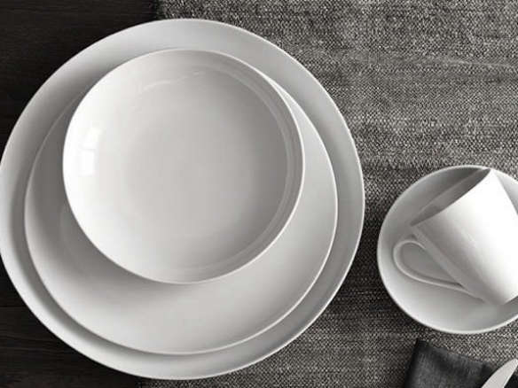 & Organic Shaped Dinnerware Set