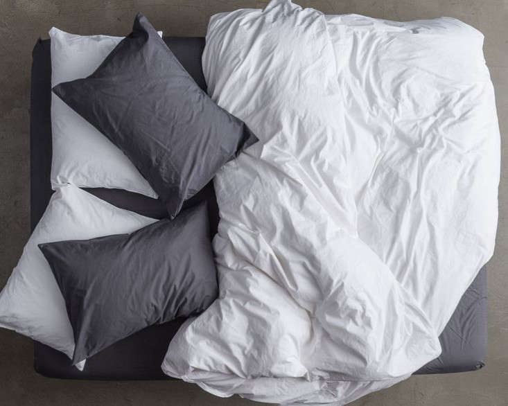 bedding disrupters luxury linens for less online edition remodelista
