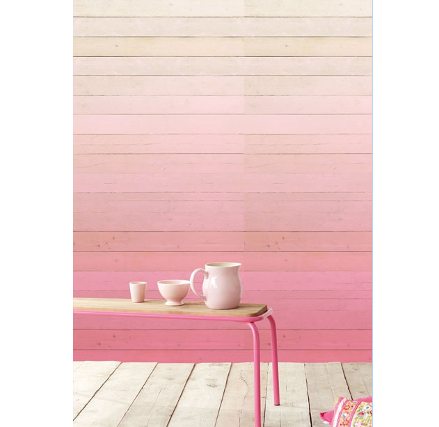 Instant Ombre for Your Walls - Remodelista