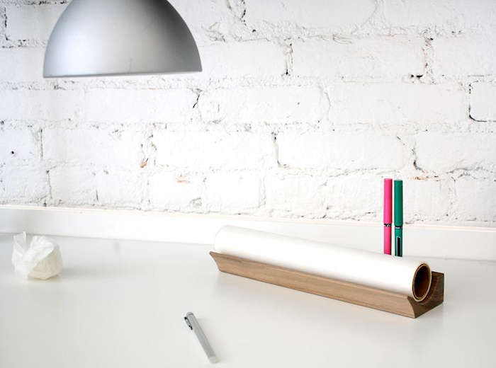 Architect Gift Ideas place for trace - paper & pen holder