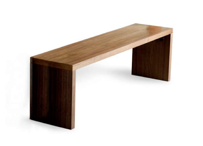 Wonderful Above: From Gus Modern, The Plank Dining Bench Is A Shaker Inspired Walnut  Veneer Bench For $475 From Y Living.