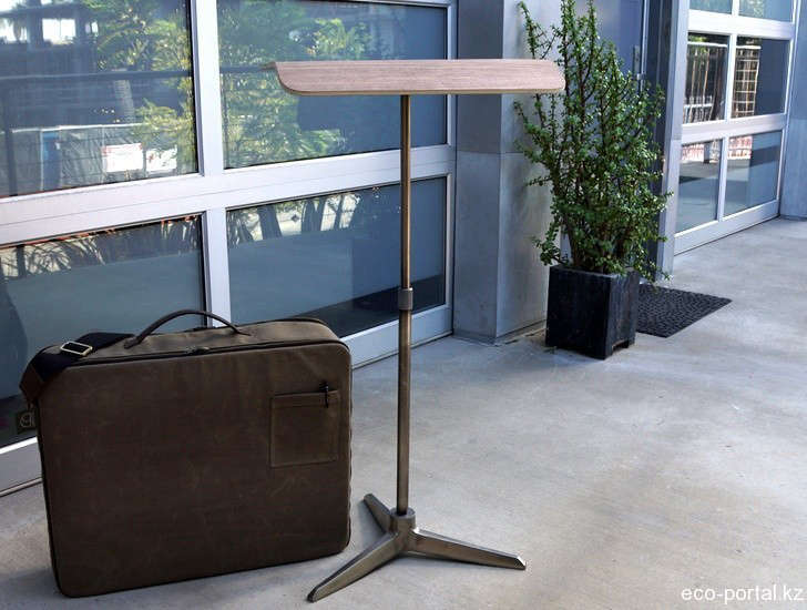 High/Low: Portable Laptop Stand