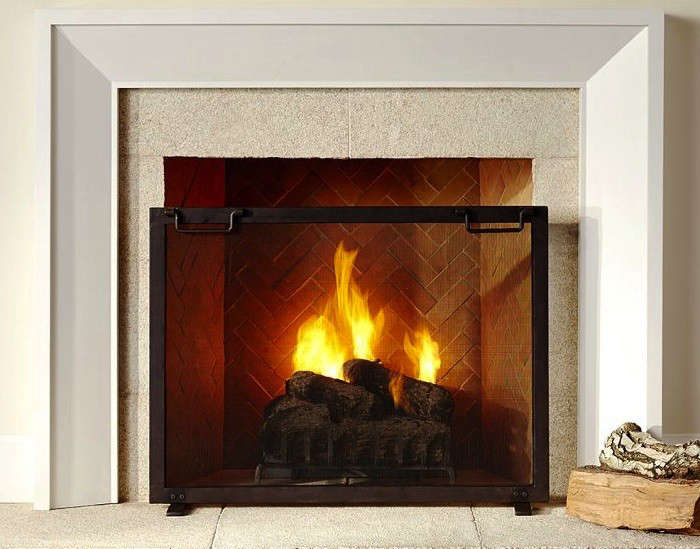 The death of the wood-burning fireplace doesn