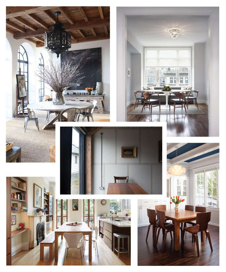 Get Out the Vote: Best Professionally Designed Dining Space
