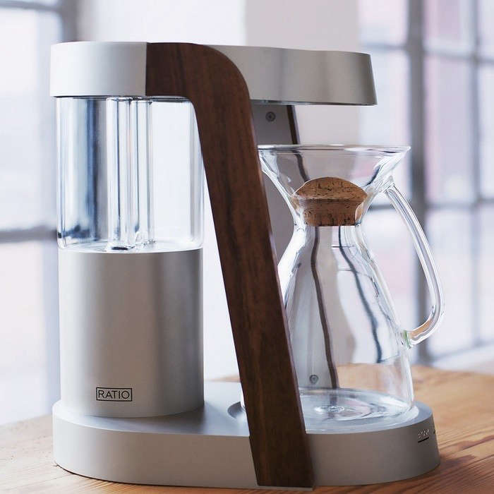 Ratio Coffee Maker Update : A Coffee Maker Designed by a Portland Brewer - Remodelista
